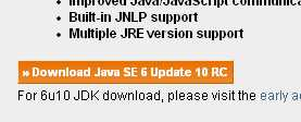 Chrome_download_java_se_6_update_1